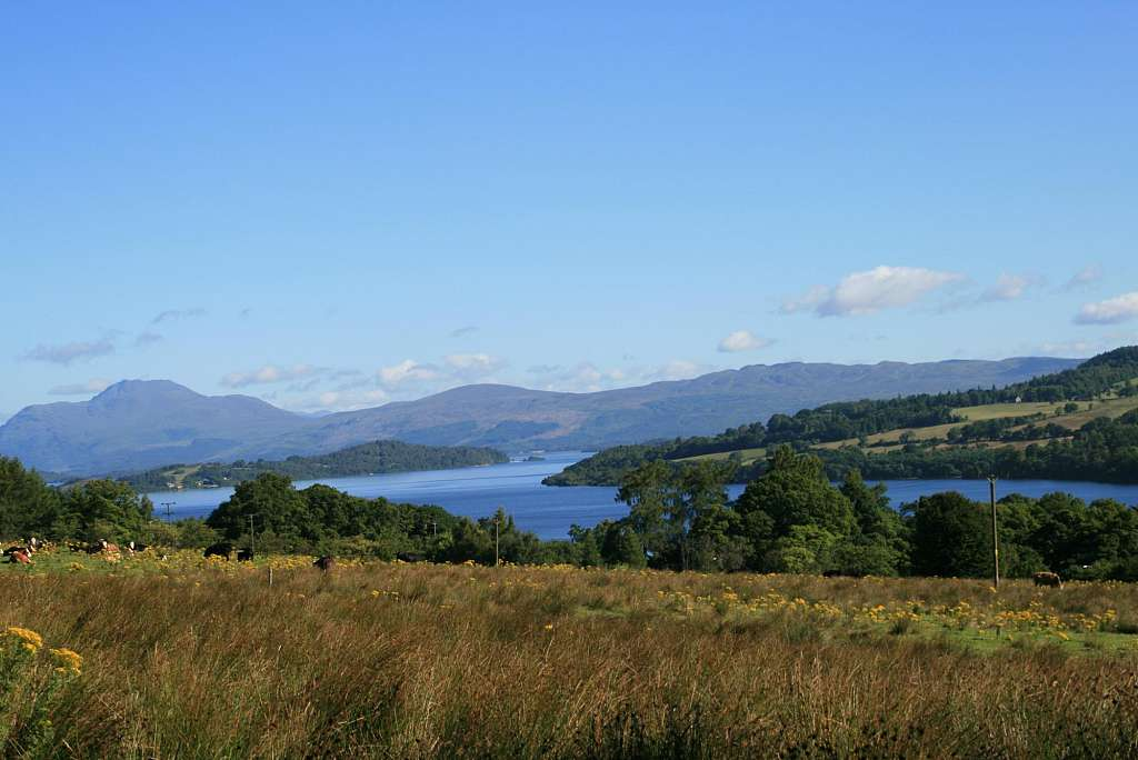 1. Station: Loch Lomond