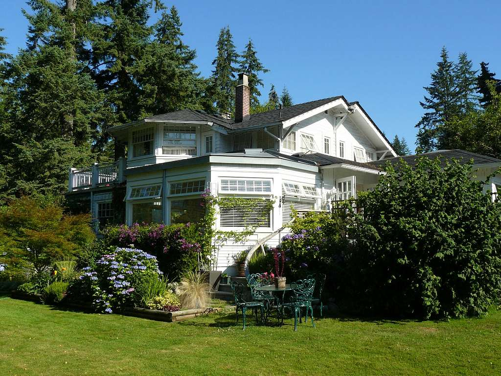 Unser B &B in North Vancouver