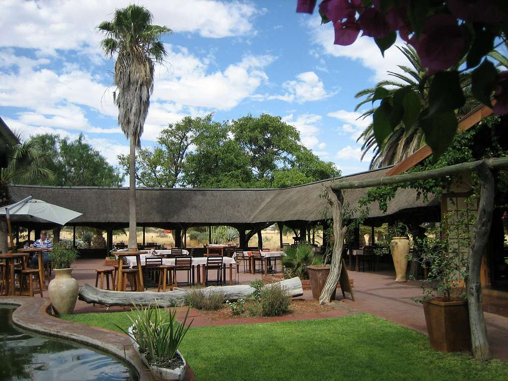 Anib Kalahari Lodge