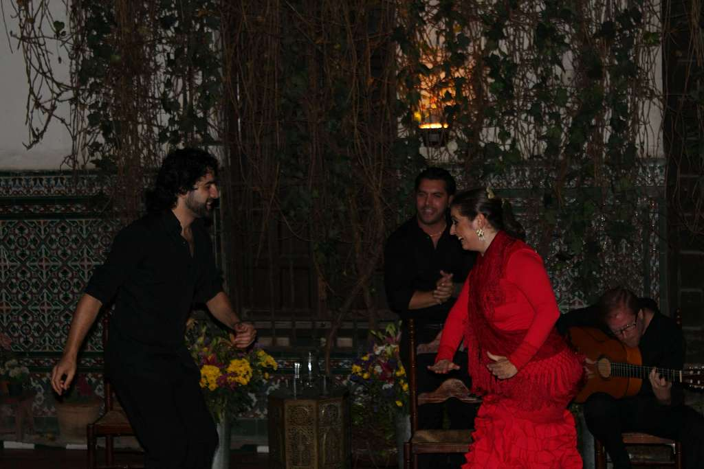 Flamenco-Abend in Sevilla