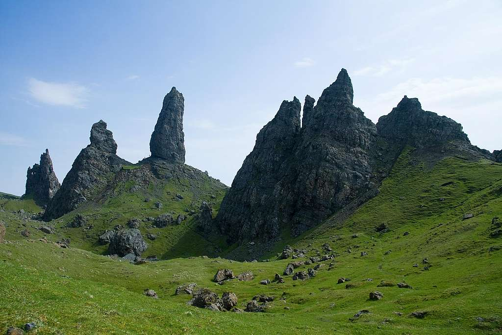Old Man of Storr 2014