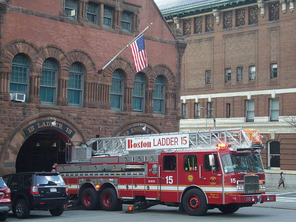 Boston - 15. Fire Department