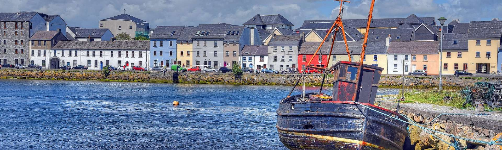 Claddagh Galway in Galway