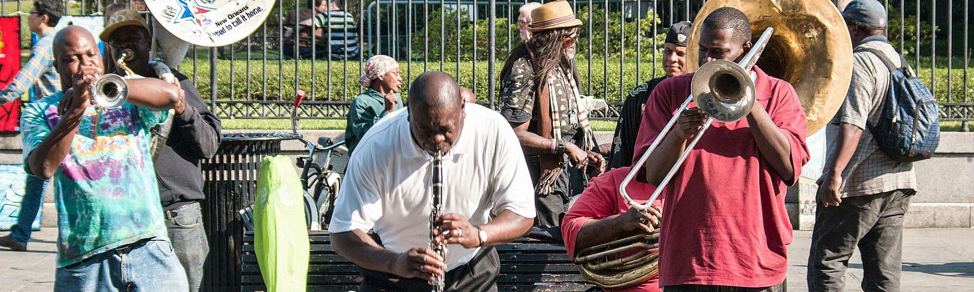 Jazz in New Orleans