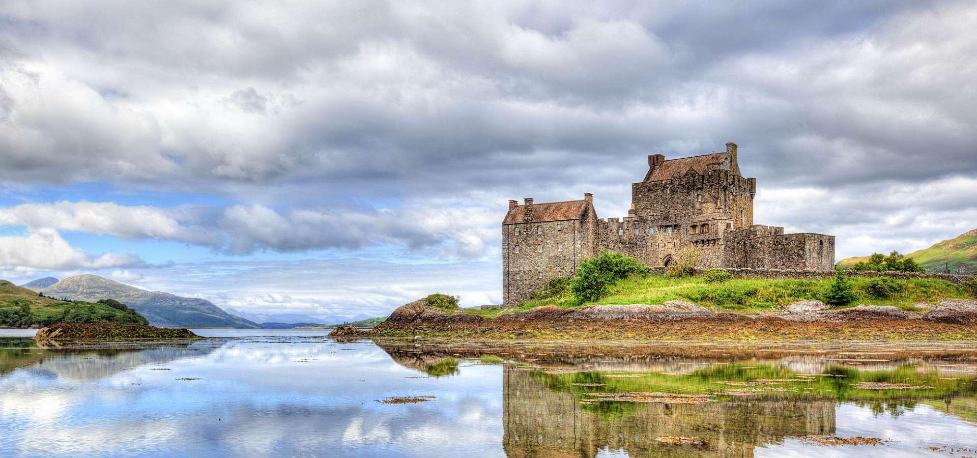 Großbritannien Reisen: Castles und Herrenhäuser