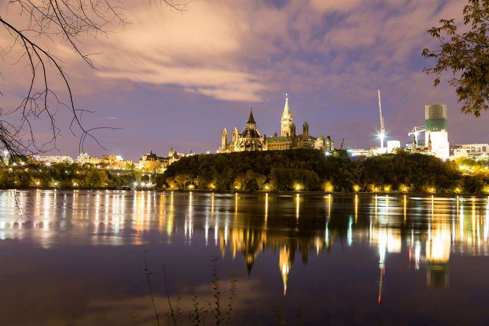 Ottawa: Parliament Hill
