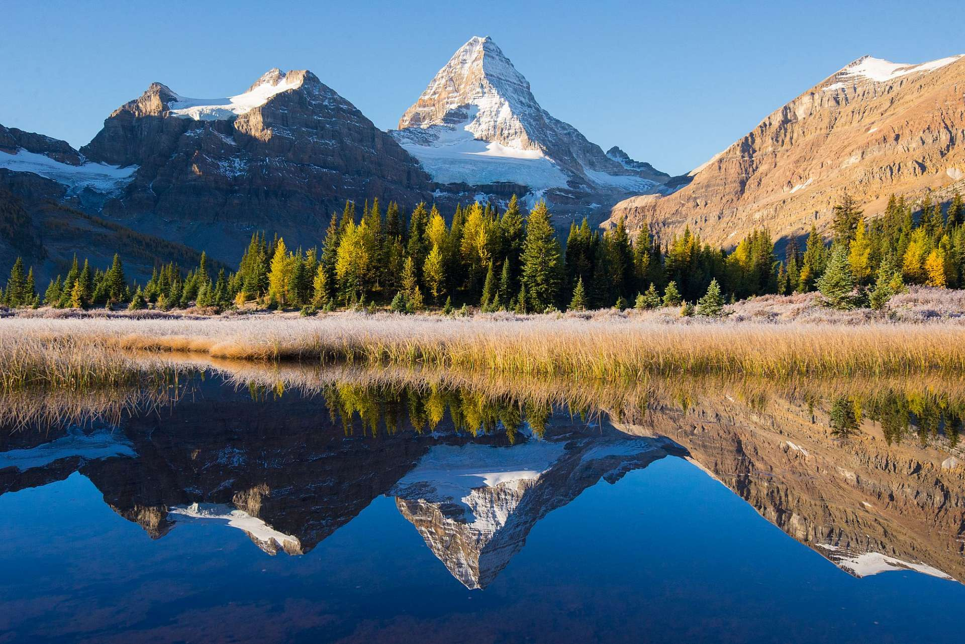Welterbe der UNESCO: Kanadische Rocky Mountains