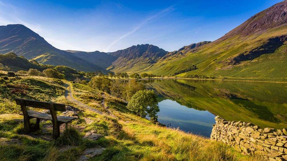 Paradies für Maler und Wanderer: Lake District