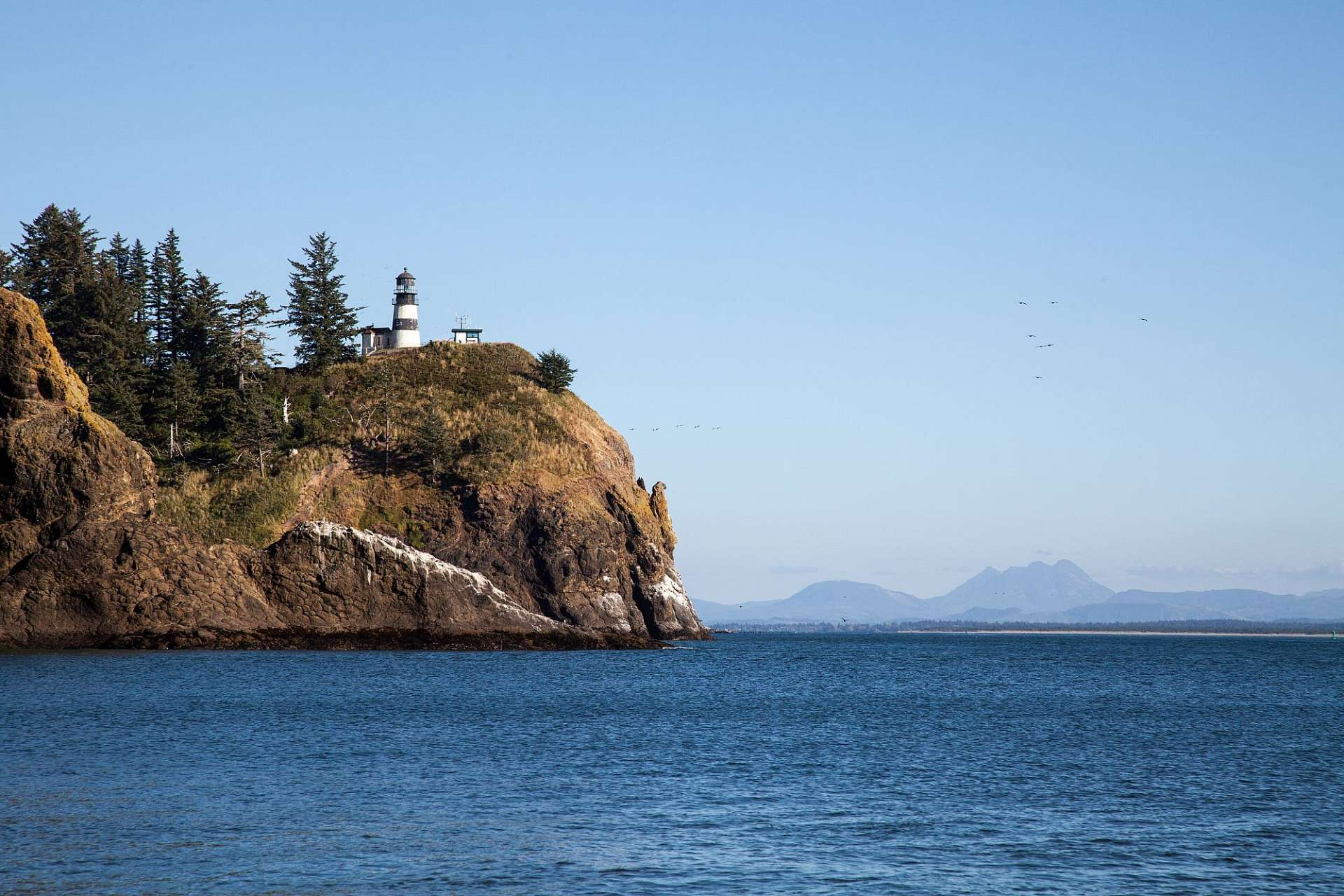 Im Süden von Long Beach: Cape Disappointment