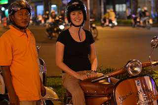 Vespa-Tour Saigon
