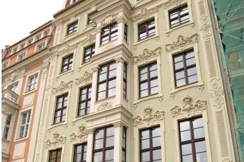 Distinctly Baroque: An exclusive hotel in downtown Dresden