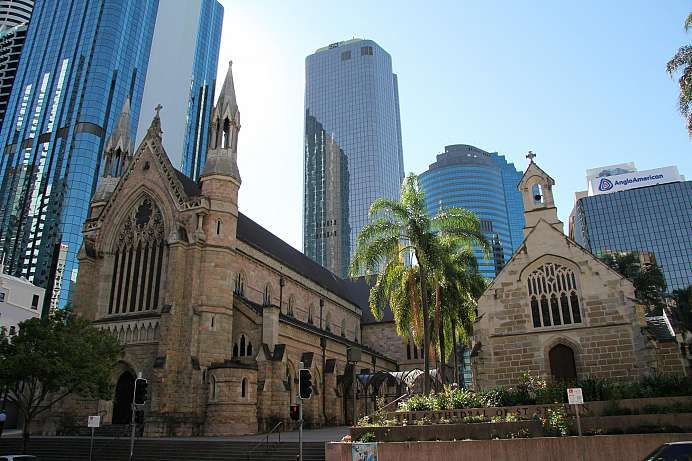 St. Stephan, Brisbane