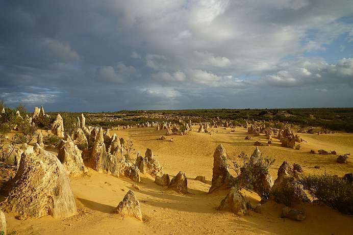 Pinnacles: Reisefoto von
