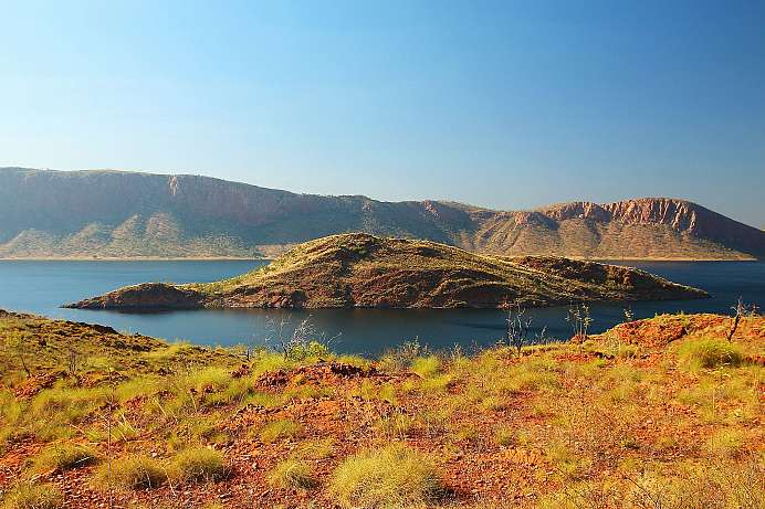 Kimberley Region: Lake Argyl