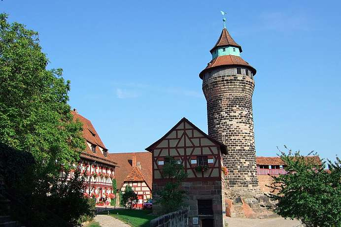 Residence of the German Emperors: Nuremberg Castle