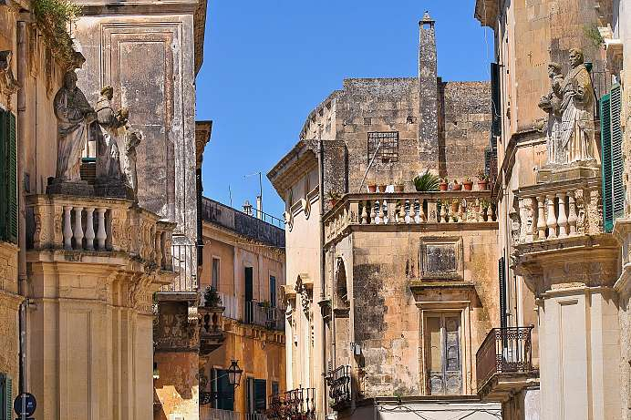 Florence of the South: Baroque city of Lecce