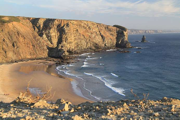 Sweeping view, beautiful beaches: Aljezur