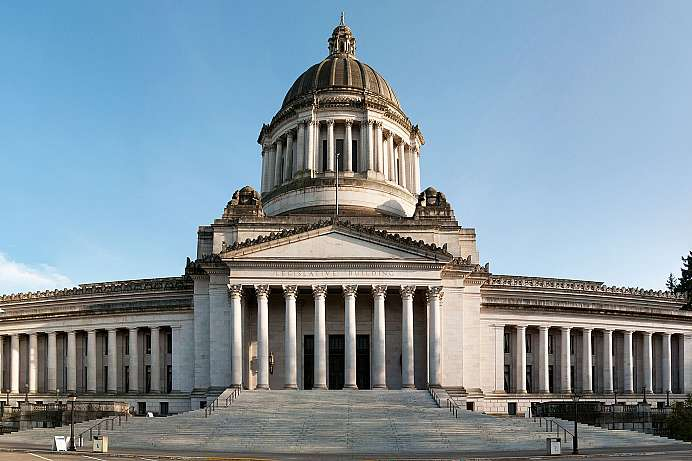 Olympia: Washington State Capitol