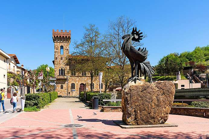 Urban marketplace: Greve in Chianti