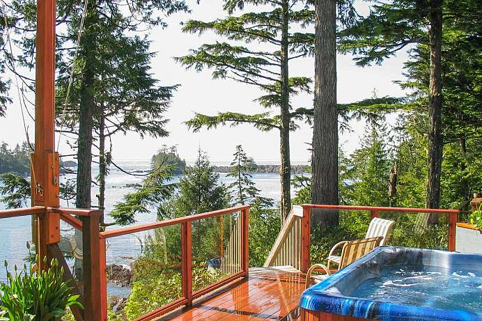Wind, Wellen, Weite: Inn in Ucluelet