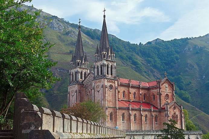 Covadonga: Where Spain was born