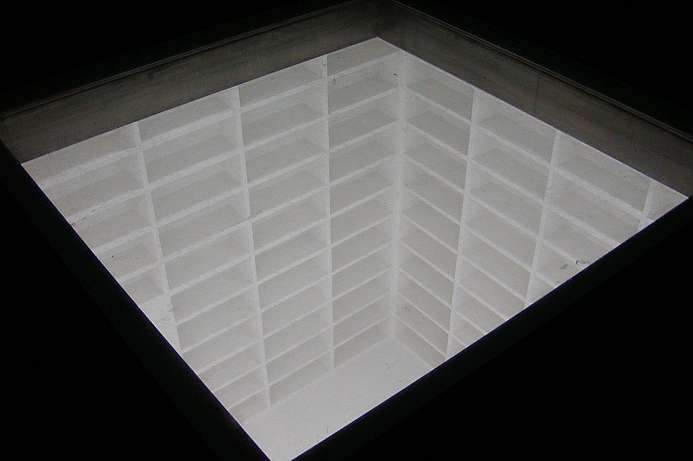 20,000 missing books: Memorial of the burning of books