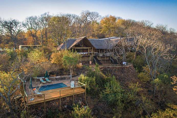 100% Sonnenenergie: Eco-Lodge in den Ghoha Hills