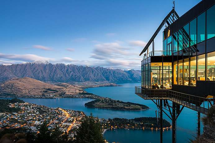 Am Lake Wakatipu: Queenstown