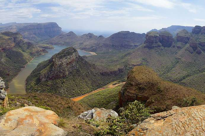 Grandiose Bergwildnis: Blyde River Canyon