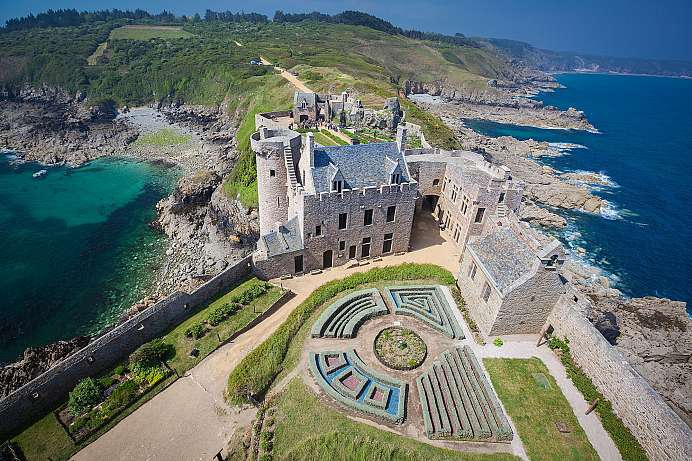 Fort La Latte, Brittany