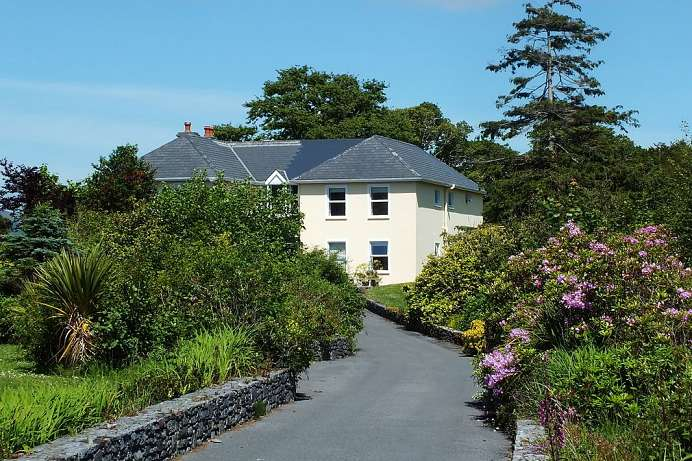 Am Ufer der Kenmare Bay: B&B in Kenmare