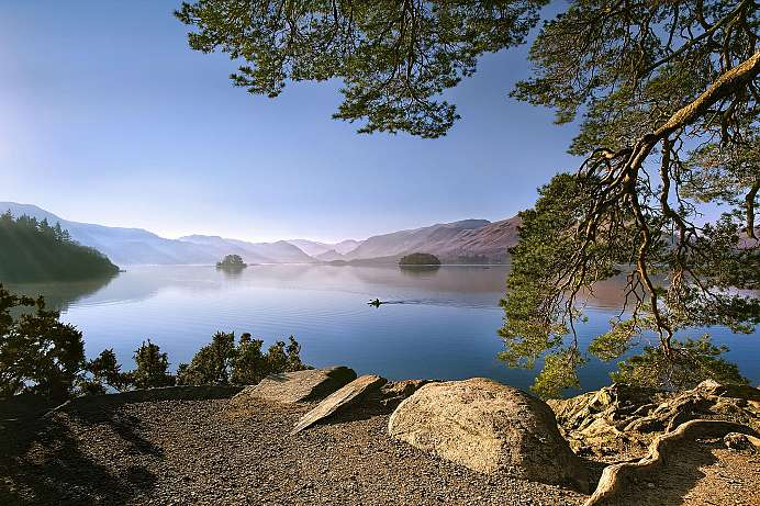 Derwent Water, Lake District