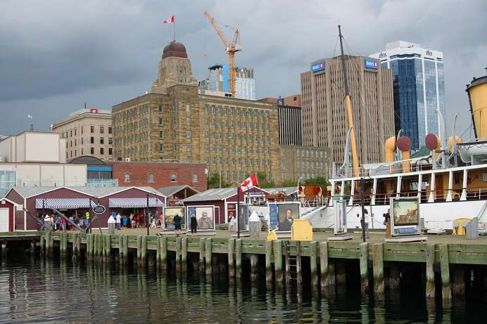 Halifax: Waterfront