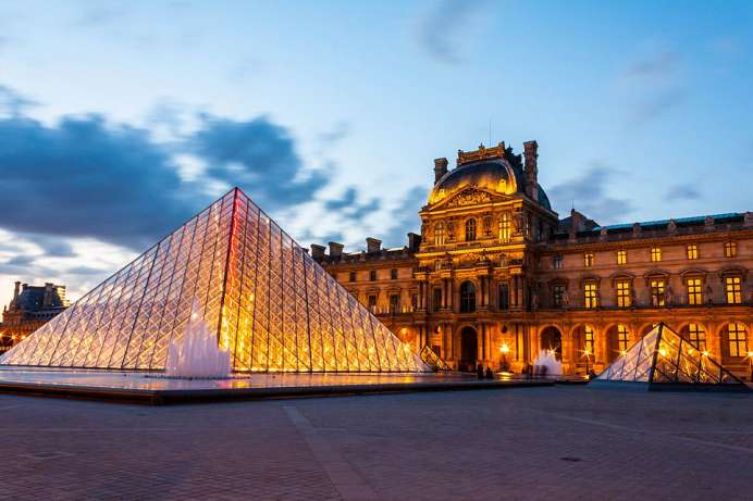 From a royal castle to a world-class museum: Louvre