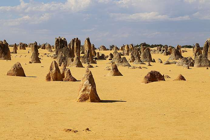 Nambung National Park - Pinnacle Desert (Australien)