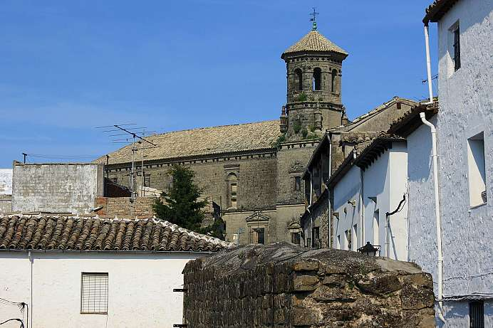 Cathedral of Baeza