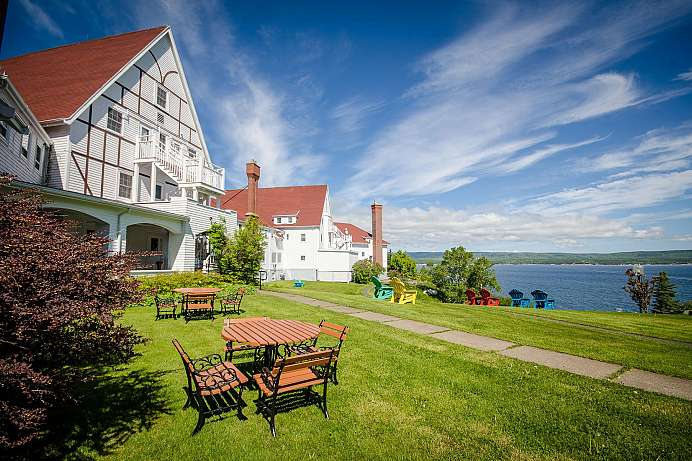 Wind und Meer: Keltic Lodge Resort & Spa
