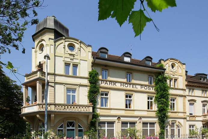 Culture and Literature: A Park Hotel in Freiburg