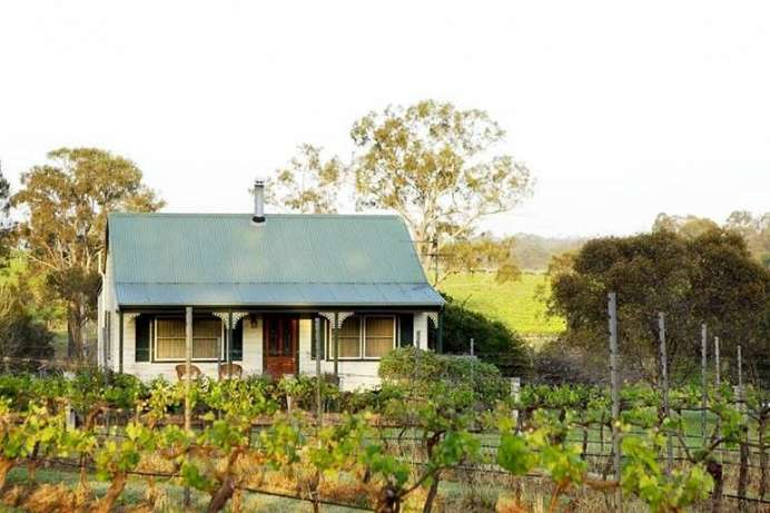 Im Herzen des Hunter Valley: Weingut in Pokolbin