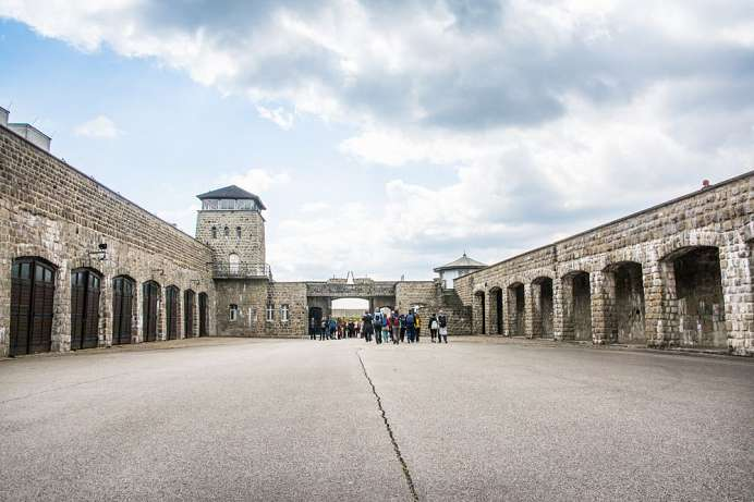 The Concentration Camp Mauthausen