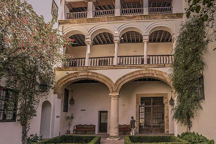 Moorish style: Boutique Hotel in Cordoba