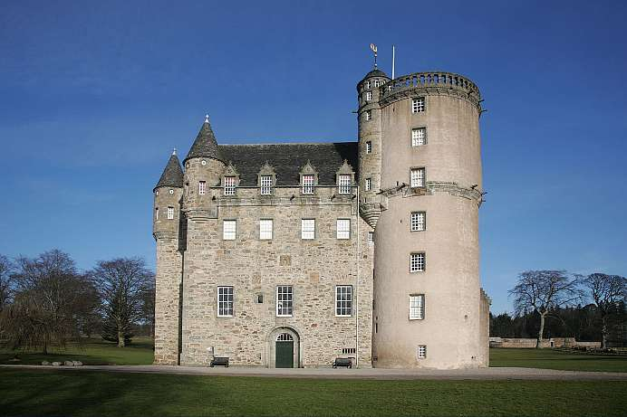 Castle Trail: Castle Fraser