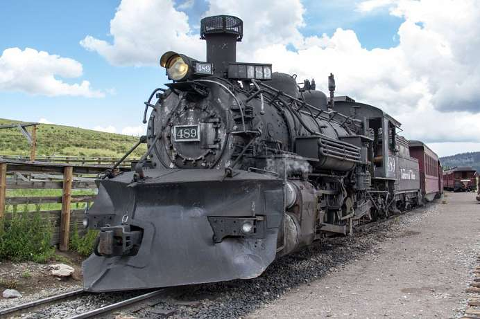 Rio Grand Scenic Railroad