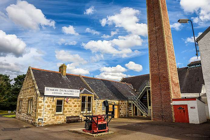 Dallas Dhu: Distillery museum