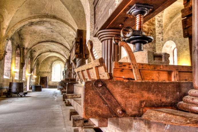 Wealth and power: Eberbach Abbey