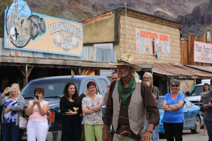 High Noon in Oatman