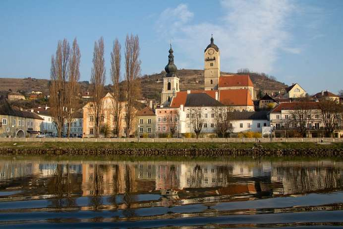 World Heritage Site: Krems on the Danube