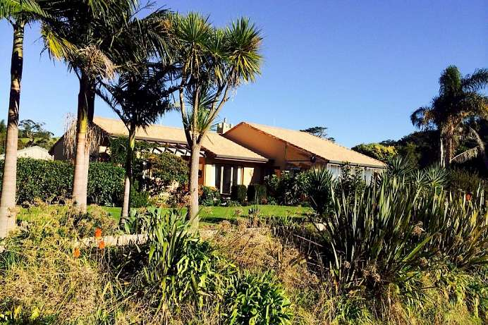 Eco-friendly: Landhaus bei Whitianga