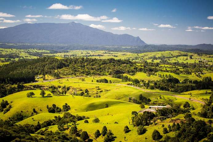 Landschaftliche Vielfalt: Atherton Tablelands in Queensland