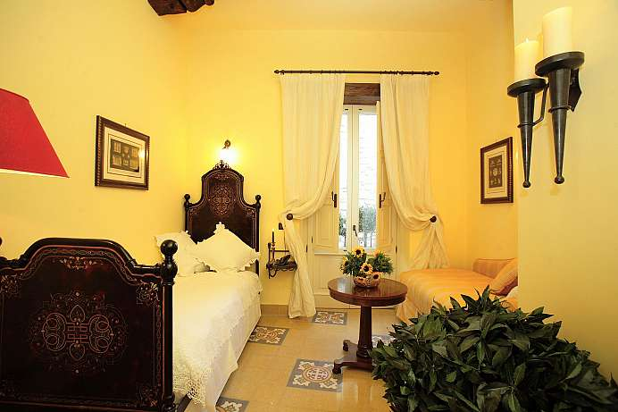 Sizilianisches Ambiente: B&B in Taormina